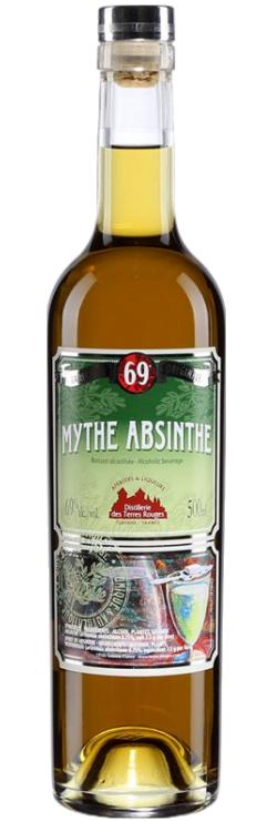 D couvrez ce produit mythe absinthe 69 boisson base de for Plante whisky