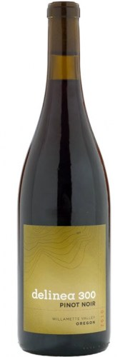 Sokol Blosser Winery - Pinot noir Delinea 300 Willamette Valey Oregon - Code SAQ:11603456